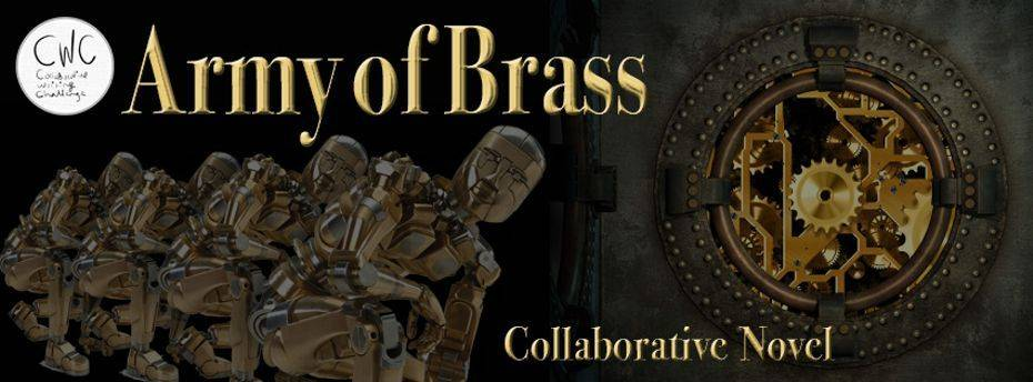 Army of Brass Cover