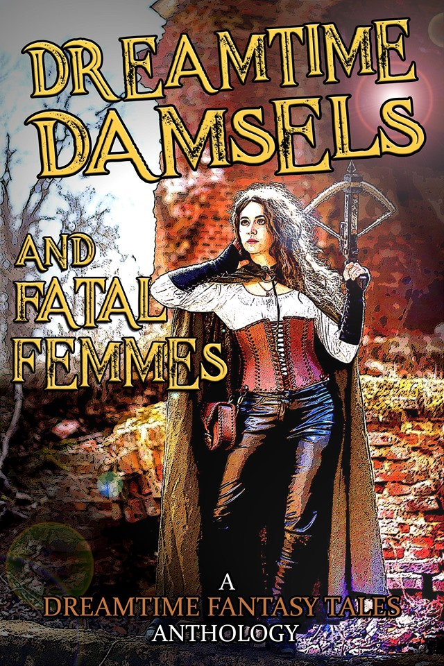 dreamtime damsels anthology